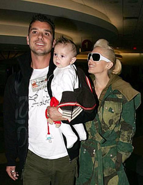 Gavin Rossdalen, Kingston-pojan ja Gwen Stefaninin perhe-elämä on laulajattaren mielestä niin ihanaa, että työ jää kakkoseksi.