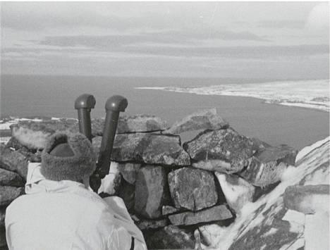 Suomi kurotti Petsamossa Jäämereen ja piti hallussaan arvokasta mineraaliesiintymää.