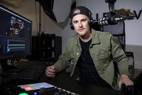Henrik Koivisto on tuottajana Siim Liivikin ja Ilmari Pitkäsen isännöimässä Jargoni-podcastissa.