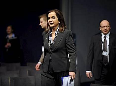Theodora Bakoyannis osallistui Euroopan turvallisuus- ja yhteistyöjärjestö Etyjin ministerikokoukseen Helsingissä