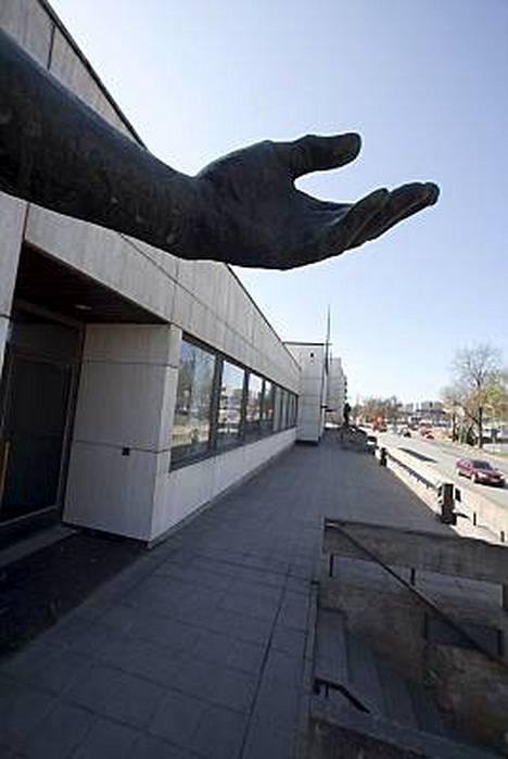 Wäinö Aaltosen museo sulki kohunäyttelyn.