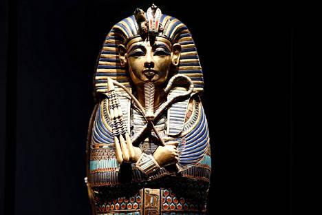 Tutankhamon oli yksi Egyptin jumalkuninkaista.