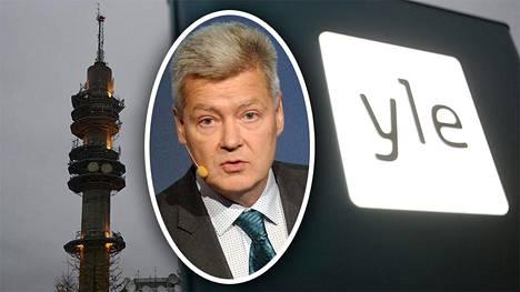 Lauri Kivinen on toiminut Ylen toimitusjohtajana vuodesta 2010 lähtien.