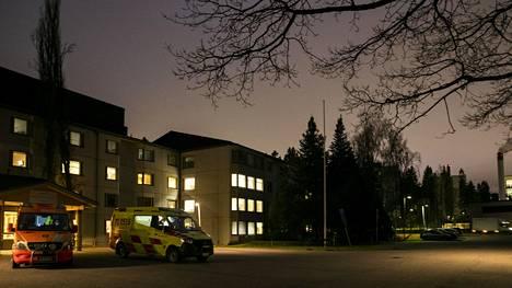 Rauhaniemen sairaalassa on kuollut jo 13 ihmistä koronaviruksen aiheuttamaan tautiin.