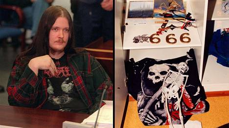 Hyvinkään paloittelumurhan päätekijänä tuomittu Jarno Elg kertoi itse oikeudessa satanismistaan.