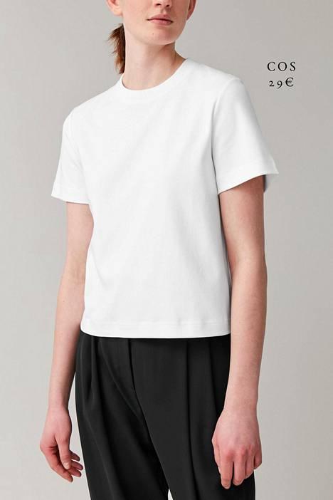 Vaatekaapin lempparit: täydellinen t-paita