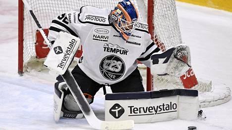Kari Piiroinen ehti pelata TPS:ssä yhden ottelun.