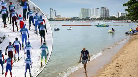 Hiihtopomot aikovat kokoontua ensi vuoden toukokuussa Thaimaan Pattayalla.
