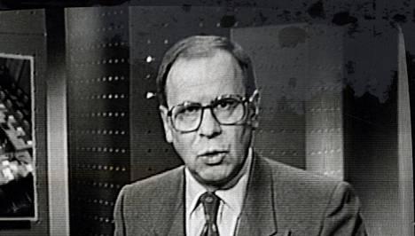 Kari Toivonen teki pitkän uran Ylen uutisankkurina.