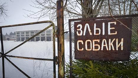 Viivikonnan kaupunki on hylätty, entinen kaivoskaupunki Itä-Virunmaalla.