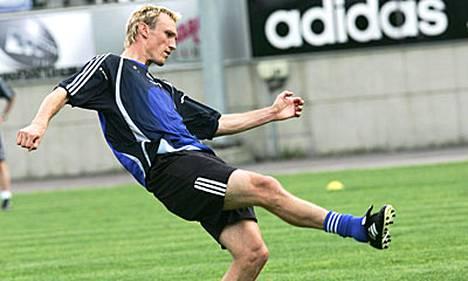 Sami Hyypiä itse ottaa tilanteensa rauhallisesti.