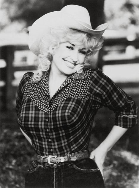 Dolly Parton vuonna 1984.