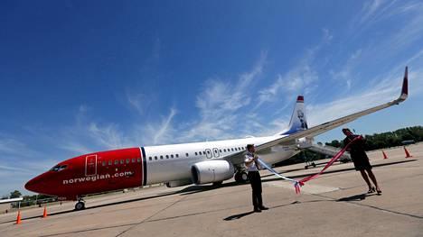 Norwegian aloitti tänä keväänä ensimmäiset lentonsa Lontoosta Argentiinaan.