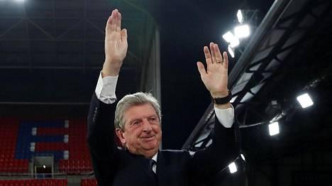 Roy Hodgson otettiin iloiten vastaan nuoruuden kotikulmilleen Etelä-Lontoossa.