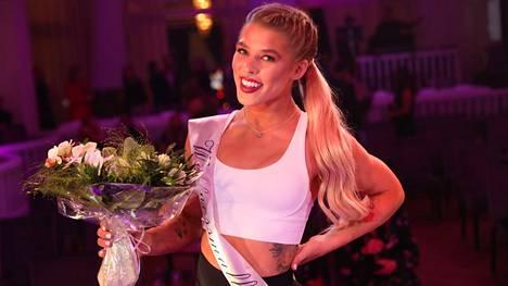 Roosaliina Sunikka voitti kilpailun.