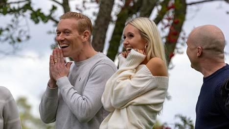 Mikael ja Metti Forssell olivat häkeltyneitä lopputuloksesta.