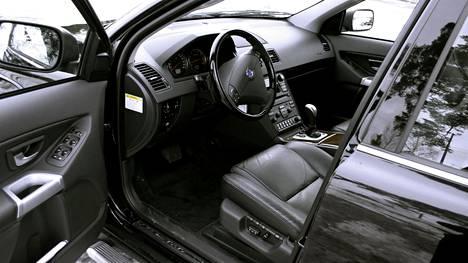 Tällaisen Volvon nelivedon toimivuudesta syntyi riita.