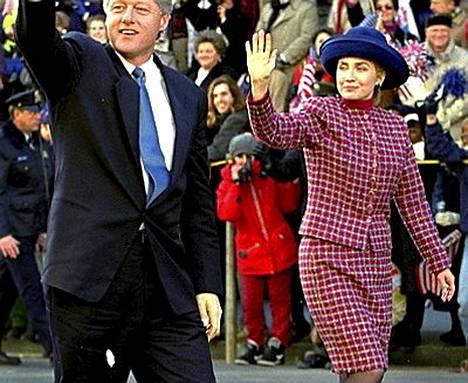 Hillary Clinton on sitä mieltä, että hänen tyylitajunsa ei vedä vertaa hänen poliitiisille kyvyilleen.