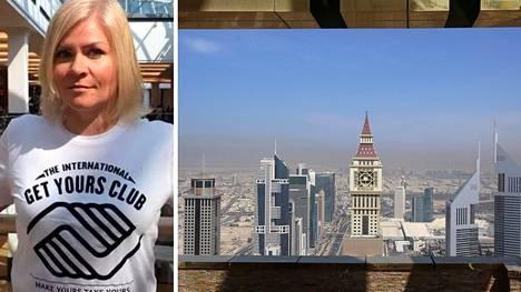 Tiina kertoi viime viikolla julkaistussa lausunnossaan, että Dubaissa häntä varoitettiin puhumasta tapahtuneesta.