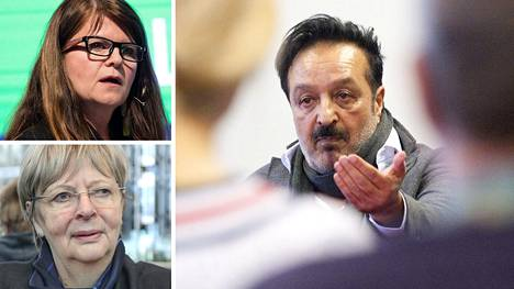 Outi Alanko-Kahiluoto ja Liisa Jaakonsaari eivät osallistuneet Veijo Baltzarin johtaman Drom ry:n strategisen ohjausryhmän toimintaan, vaikka yhdistys nimeää heidät sen jäseniksi.