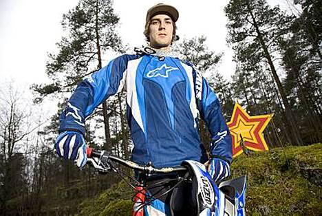 Matti Lehikoinen menestyi vuonna 2007 IS:n vuoden parhaat urheilijat -äänestyksessä.