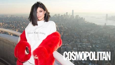 Kylie Jennerin lempinaamio on suoraan kylppärinhyllystämme.