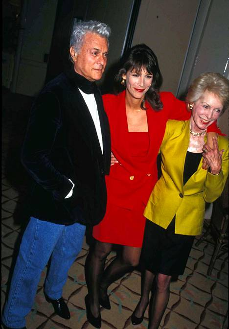 Curtisin vanhemmat Tony Curtis ja Janet Leigh olivat itsekin näyttelijälegendoja.