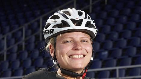 Amanda Kotaja kelasi EM-kultaa.