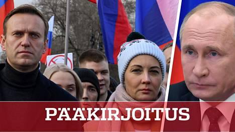 Tuore selvitys viittaa siihen, että Aleksei Navalnyin lisäksi myös hänen Julia-vaimonsa joutui presidentti Vladimir Putinin komennossa olevan FSB:n myrkkykokeilujen uhriksi viime kesänä.