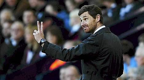 Andre Villas-Boas on Tottenhamin uusi manageri.