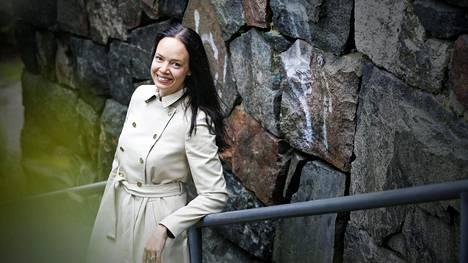 Varallisuusvalmentaja Terhi Majasalmi on asunut vuokralla vuodesta 2006. Hänellä on kuitenkin monia sijoitusasuntoja miehensä kanssa.