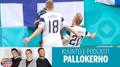 Joel Pohjanpalo on Suomen ykköstykki näissä kisoissa.