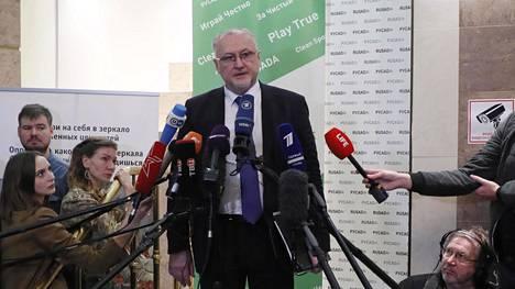 Rusadan johtaja Juri Ganus kertoi perjantaina lehdistötilaisuudessa, että Venäjä valittaa Wadan päätöksestä.