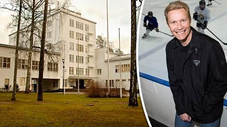 """Bensamiljardööri Mika Anttonen pelastamassa jääkiekkoväen epäonnistuneet bisnekset – """"Aiesopimus Vierumäestä allekirjoitettuna"""""""
