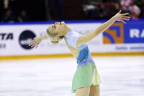 Kiira Korpi voitti urallaan EM-hopeaa 2012 ja EM-pronssia 2007 sekä 2011.