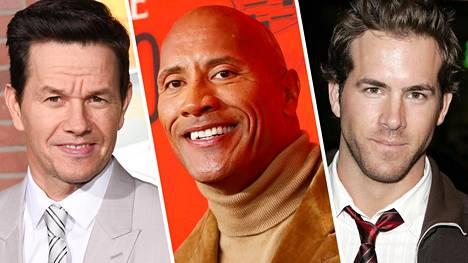 Talouslehti Forbes listasi vuonna 2019 eniten ansainneet miesnäyttelijät.