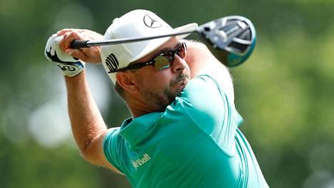 Mikko Korhonen sai toisena suomalaisena kutsun golfin major-turnaukseen.