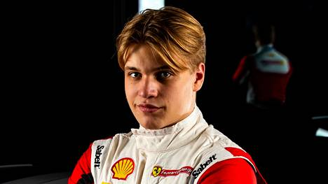 Luka Nurmi on Ferrari Challenge -sarjan kuuma nimi.