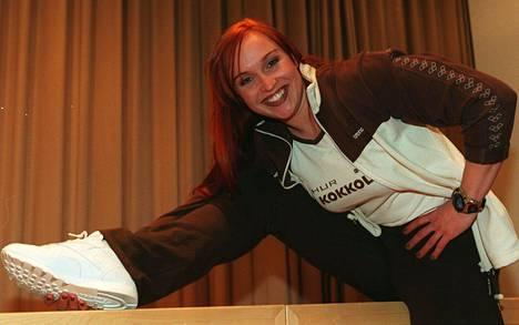 Jutta Larm (ent. Virtanen) oli Suomen edustaja Miss Galaxy Europe -kilpailussa vuonna 1999.
