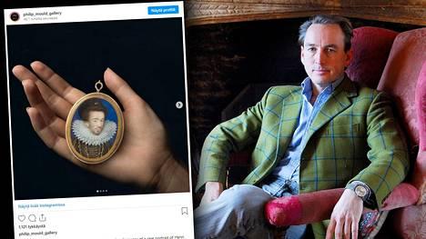 Brittiläinen taidetutkija teki nettihuutokaupasta ainutlaatuisen löydön.