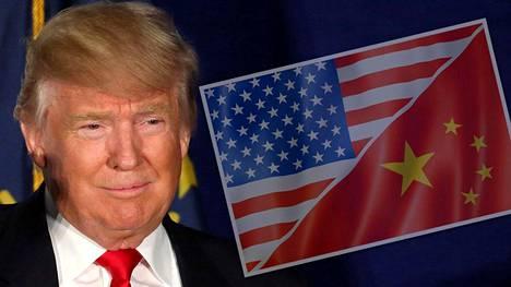 Yhdsyvaltojen ja Kiinan suhteet ovat kiristyneet, kun Donald Trump puhui ensin puhelimessa Taiwanin presidentin kanssa ja arvosteli sitten Kiinaa Twitterissä. Nyt Kiina on vaatinut Yhdysvaltoja kieltämään Taiwanin presidentin välipysähdyksen maassa.