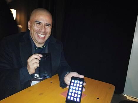 Bolivialaisen Jala Groupin toimitusjohtaja Jorge Lopez haluaa eroon Googlesta, jonka hän näkee orjuuttavan valtioita.