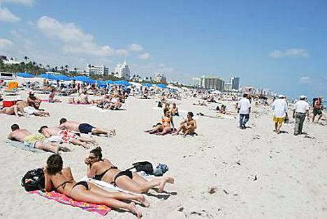 Miami: Ainutlaatuinen South Beachin tunnelma ja tanssitunteja tosirikkaille.