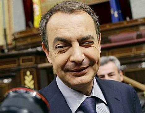 Espanjan sosialistijohtaja Jose Luis Rodriguez Zapatero ei saanut keskiviikon äänestyksessä tarpeeksi ääniä tullakseen valituksi maan pääministeriksi.