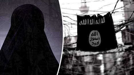Myös Suomesta on lähtenyt naisia Isisin alueille.