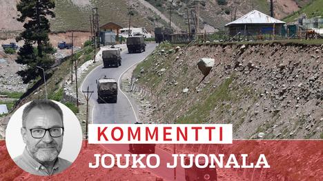 Intia ja Kiina ovat kumpikin vahvistaneet joukkojaan lähellä kiisteltyä rajalinjaa.