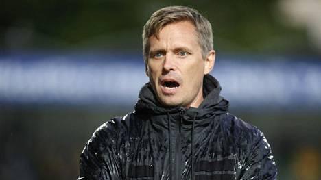 Hongan päävalmentajaa Vesa Vasaraa ei tasapeli tyydyttänyt.