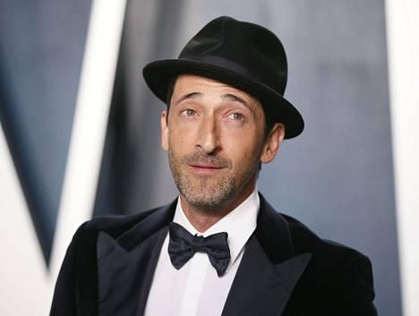 Adrien Brody nappasi Oscarinsa vuoden 2003 elokuvasta Pianisti.