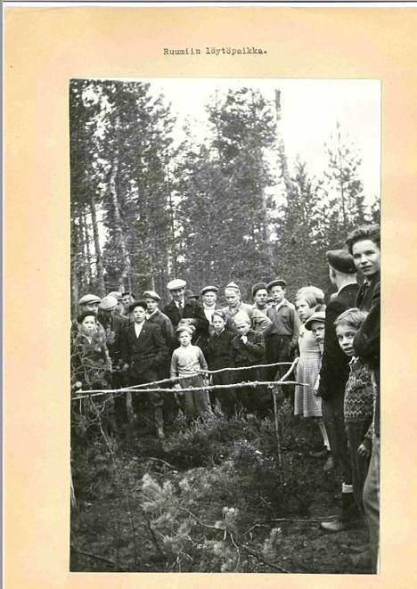 Kyllikki Saari murhattiin 17. toukokuuta 1953. Hänen ruumiinsa löydettiin suohaudasta vasta yli neljä kuukautta myöhemmin, 11. lokakuuta 1953.