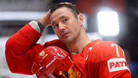Ilja Kovaltshukin saavutti pronssia Venäjän riveissä Slovakian MM-jäillä.